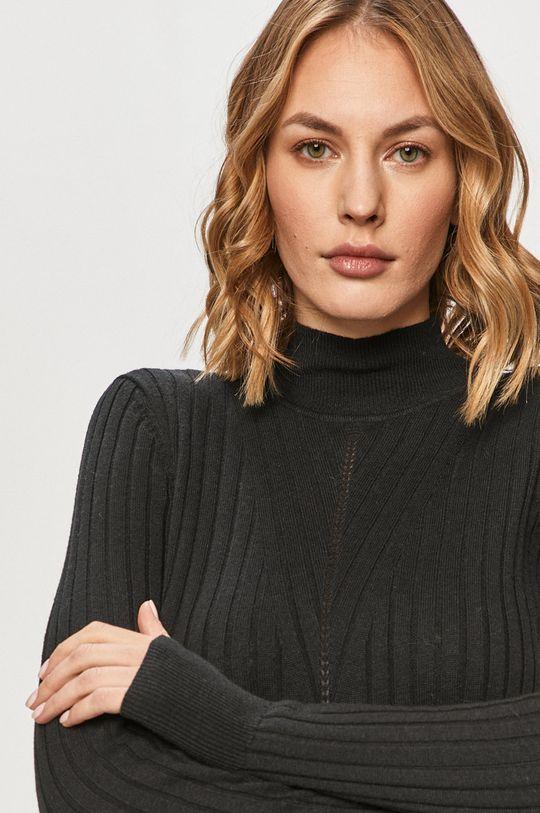 czarny Pepe Jeans - Sweter FIONA