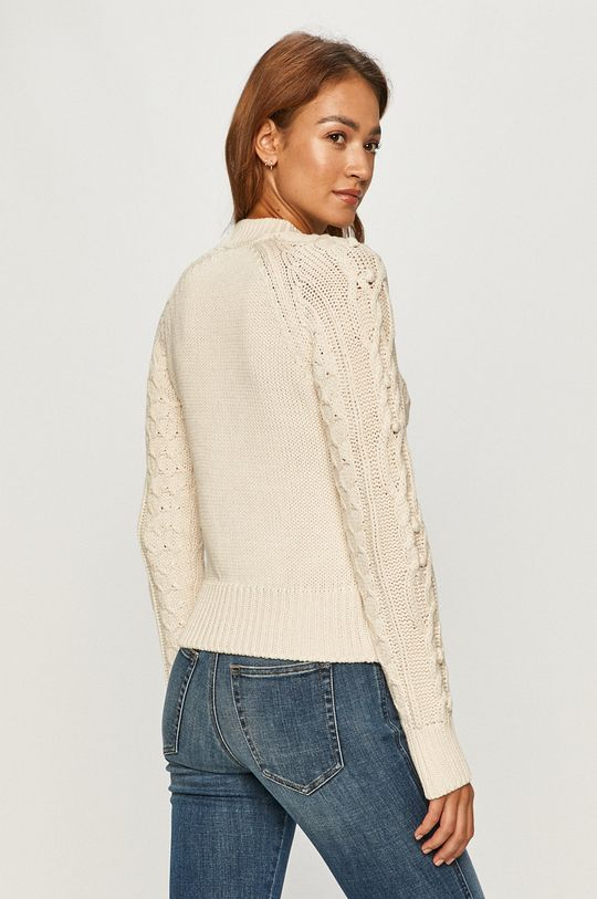 Pepe Jeans - Sweter Jael 62 % Akryl, 24 % Nylon, 14 % Wełna