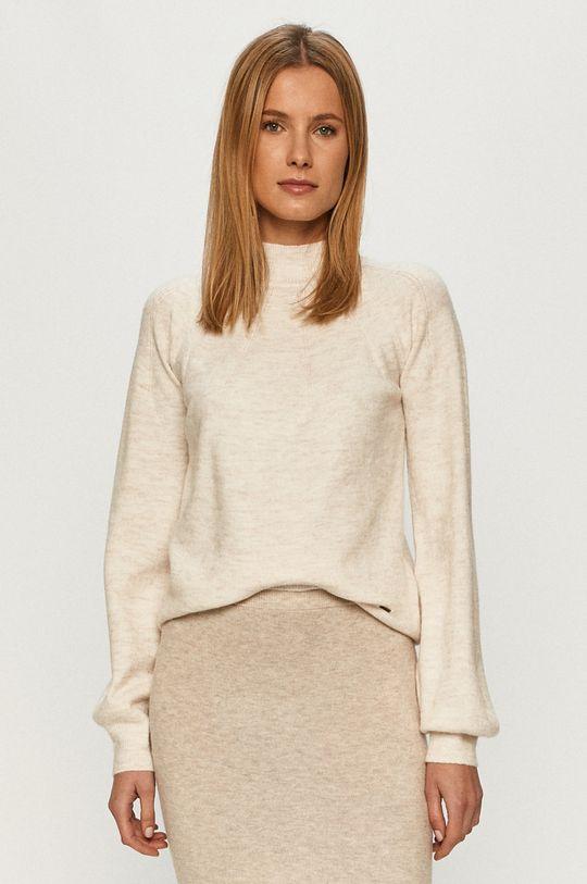 biały Pepe Jeans - Sweter Clotilda Damski