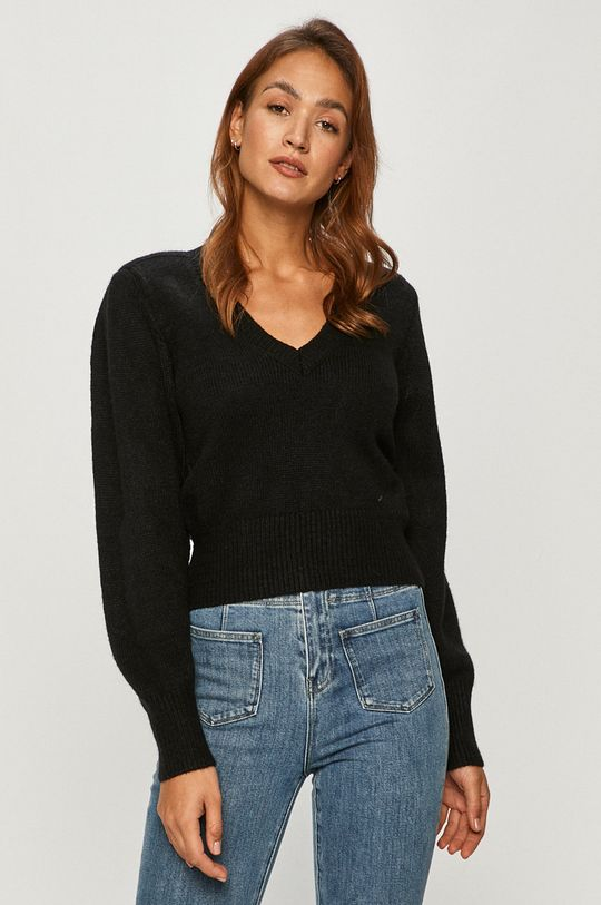 czarny Pepe Jeans - Sweter Sussi Damski