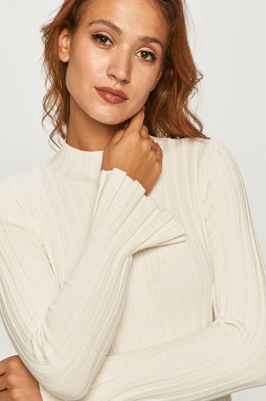 biały Miss Sixty - Sweter