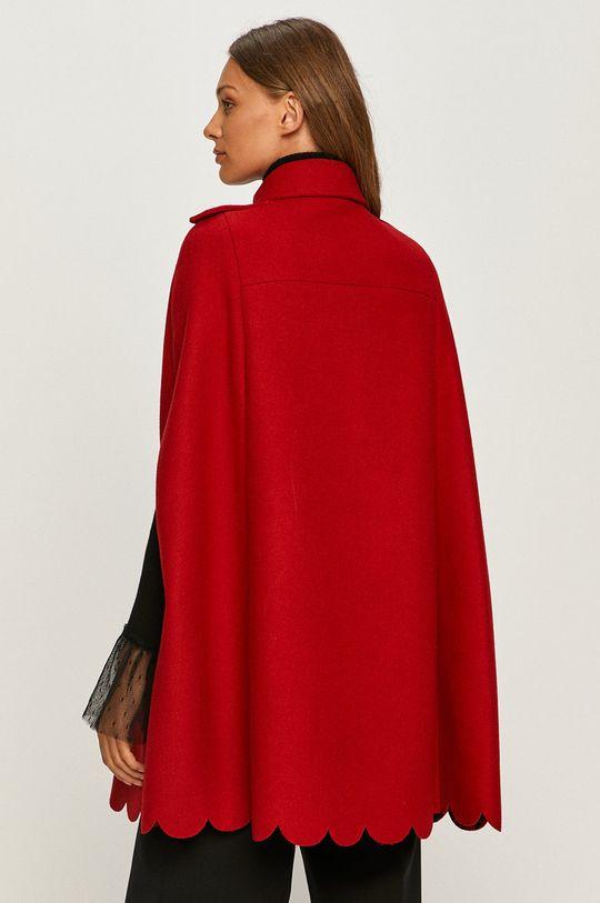 Red Valentino - Pončo  Podšívka: 64% Acetát, 36% Polyester Základná látka: 4% Kašmír, 17% Polyamid, 20% Polyester, 59% Vlna