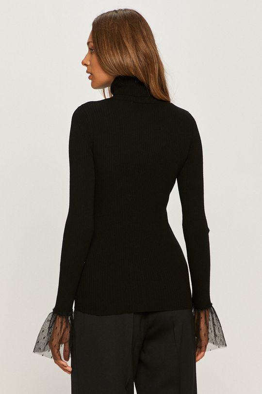 Red Valentino - Sweter Materiał zasadniczy: 32 % Poliester, 68 % Wiskoza, Wykończenie: 100 % Poliamid