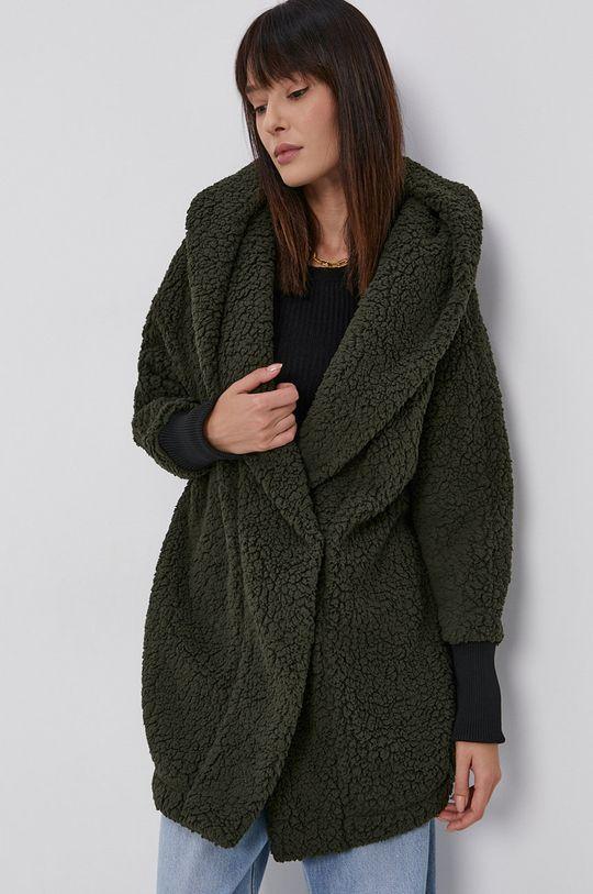 Noisy May - Płaszcz zielony