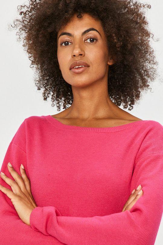 erős rózsaszín Morgan - Pulóver