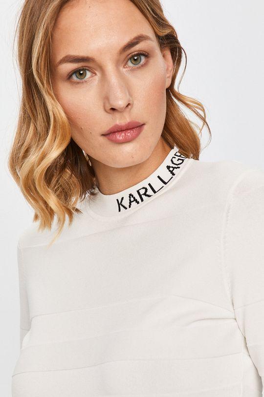 biela Karl Lagerfeld - Sveter