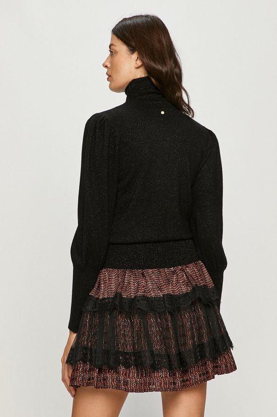 Silvian Heach - Sweter 30 % Nylon, 60 % Wełna, 10 % Włókno metaliczne