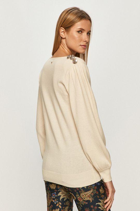 Silvian Heach - Sweter 30 % Nylon, 60 % Wełna, 10 % Inny materiał