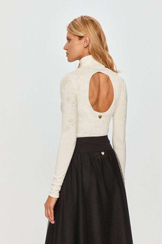Twinset - Sweter 30 % Poliester, 70 % Wiskoza