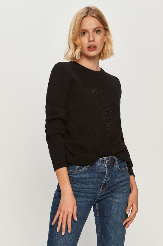 negru Trussardi Jeans - Pulover De femei