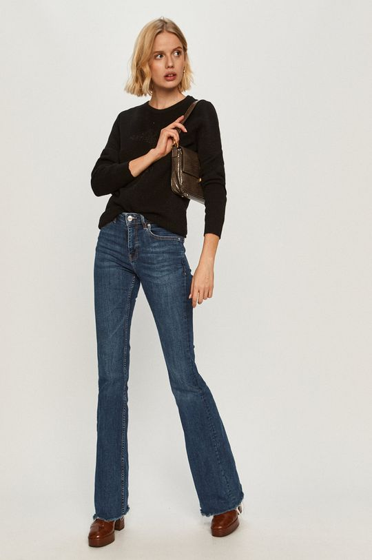 Trussardi Jeans - Pulover negru