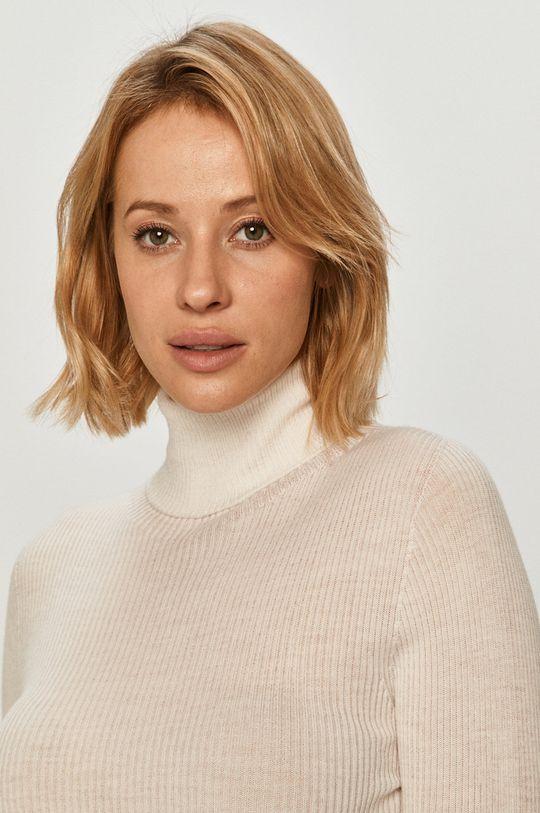 biały Twinset - Sweter
