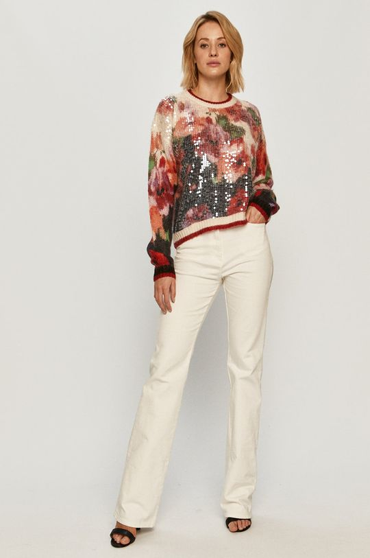 Twinset - Sweter multicolor