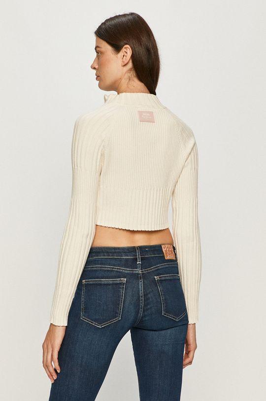 Pepe Jeans - Sweter Juliette x Dua Lipa 23 % Poliamid, 31 % Poliester, 46 % Wiskoza