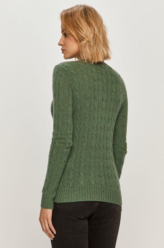 Polo Ralph Lauren - Vlnený sveter  10% Kašmír, 90% Vlna