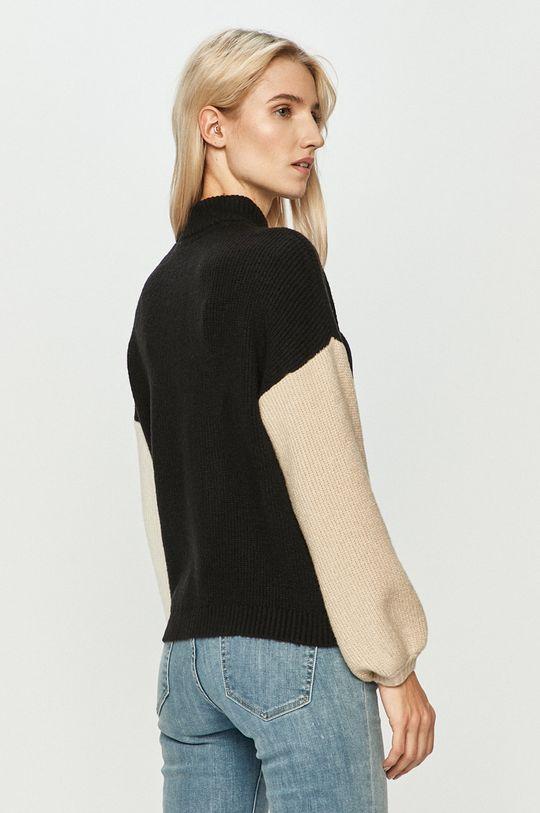 Brixton - Sweter 49 % Akryl, 4 % Elastan, 37 % Nylon, 10 % Poliester