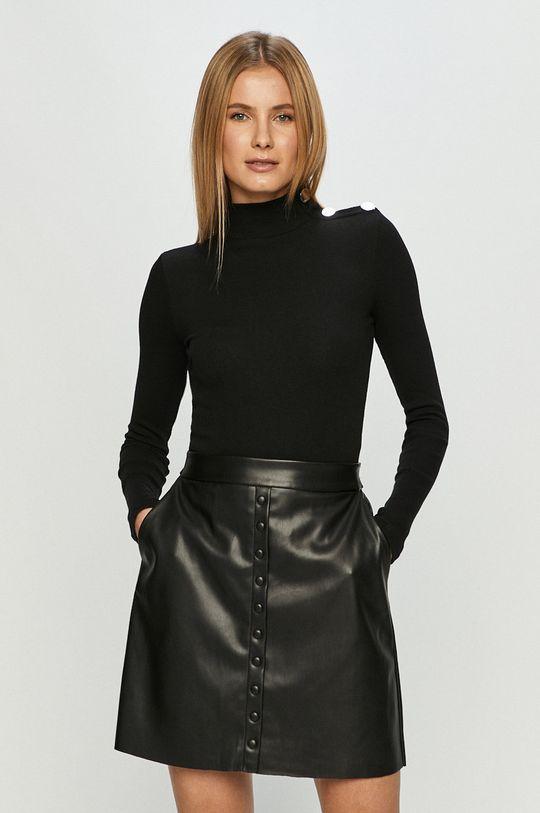 czarny Haily's - Sweter