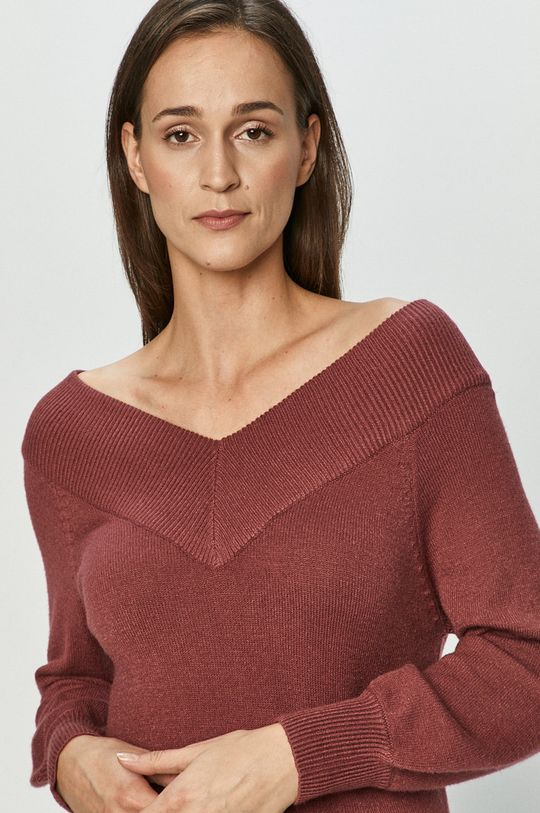fialovo-růžová Tally Weijl - Svetr Dámský