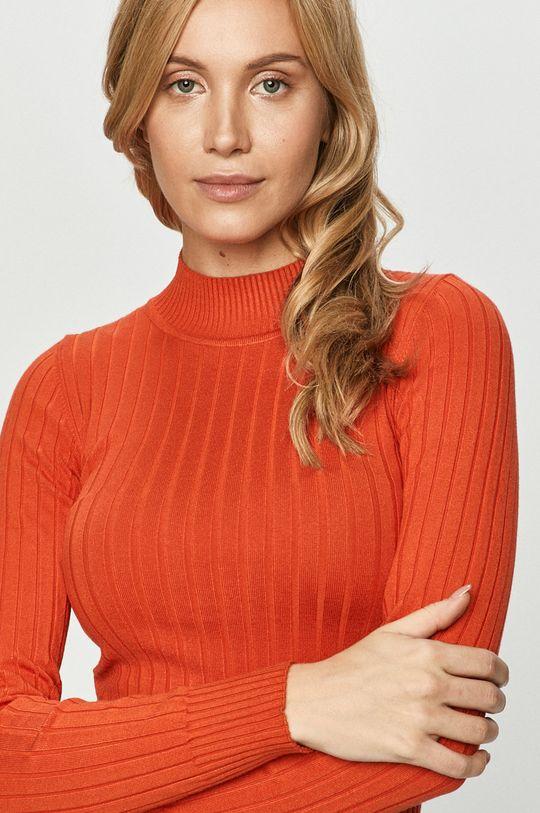 oranžová Tally Weijl - Sveter