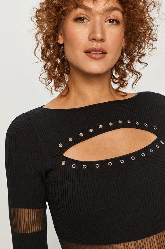 czarny Patrizia Pepe - Sweter