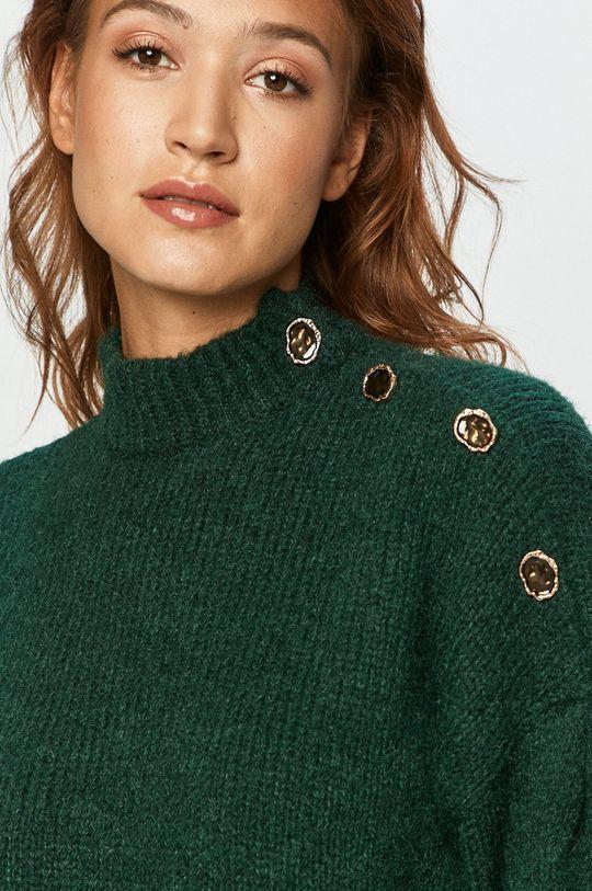 stalowy zielony Vero Moda - Sweter