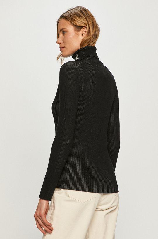 Calvin Klein Jeans - Sveter  3% Elastan, 2% Kašmír, 41% Polyamid, 20% Vlna, 34% Viskóza