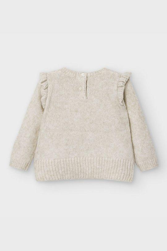 Mayoral - Detský sveter 68-98 cm svetlobéžová