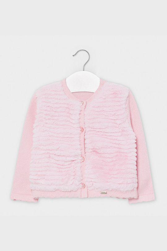 różowy Mayoral - Kardigan dziecięcy 68-98 cm Dziewczęcy
