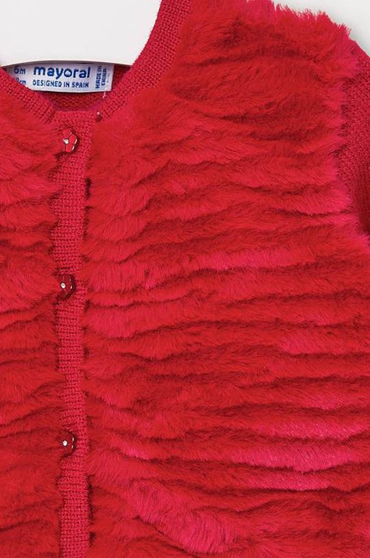 Mayoral - Detský sveter 68-98 cm  Základná látka: 11% Polyamid, 50% Polyester, 39% Viskóza