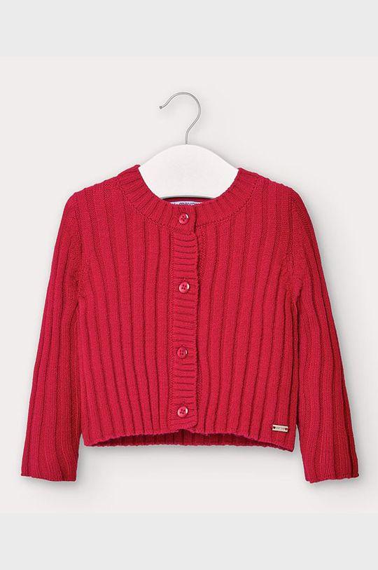 červená Mayoral - Detský sveter 74-98 cm Dievčenský