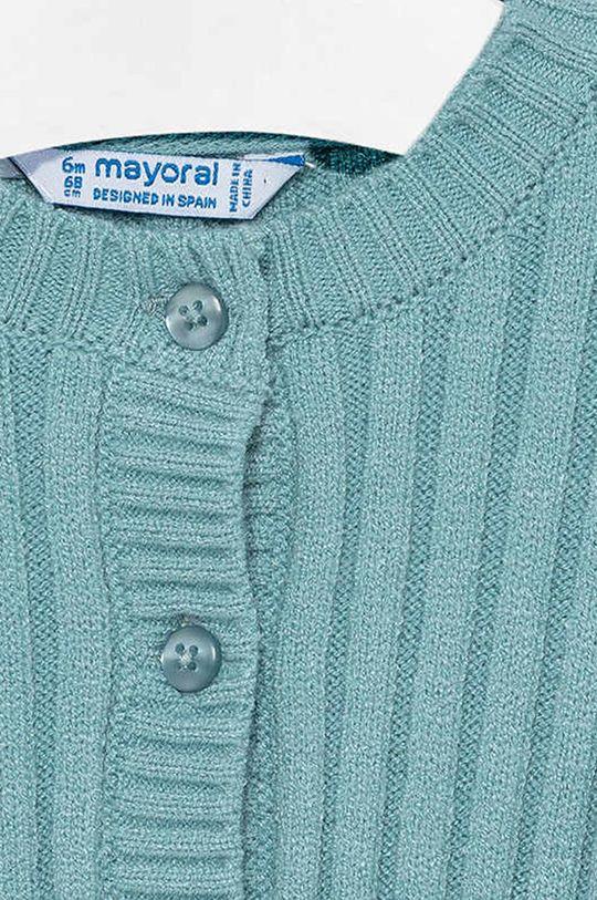 Mayoral - Detský sveter 74-98 cm  30% Polyamid, 23% Polyester, 47% Viskóza