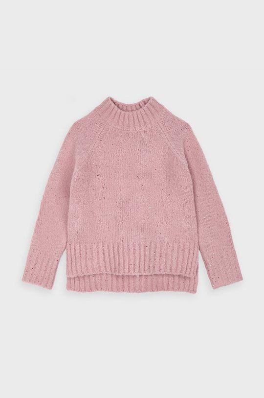 ružová Mayoral - Detský sveter 98-134 cm Dievčenský