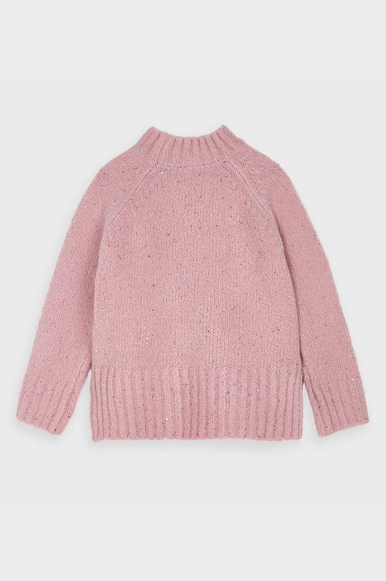 Mayoral - Detský sveter 98-134 cm ružová