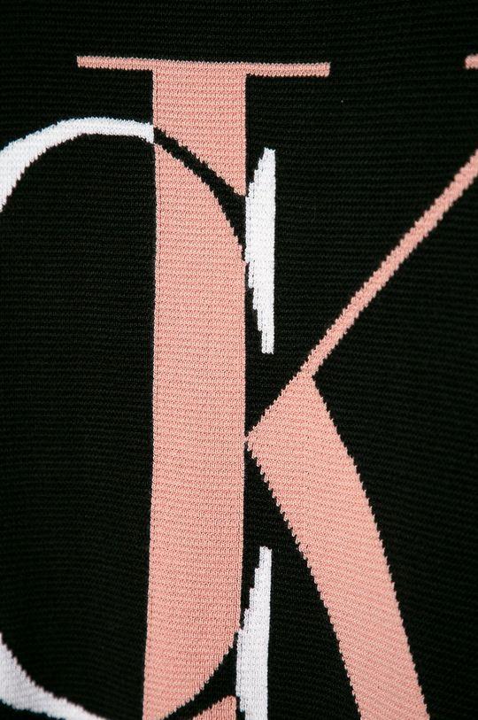 Calvin Klein Jeans - Pulover copii 140-176 cm negru