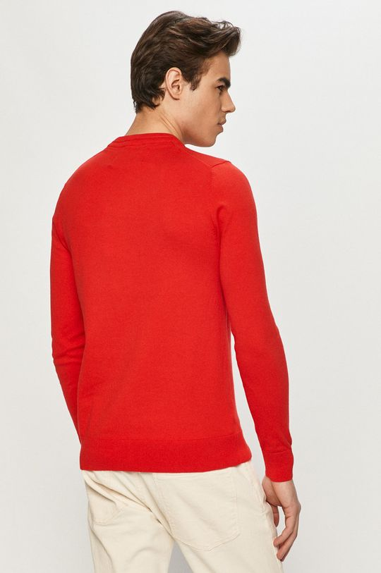 Calvin Klein Jeans - Sweter 80 % Bawełna, 3 % Elastan, 17 % Poliamid