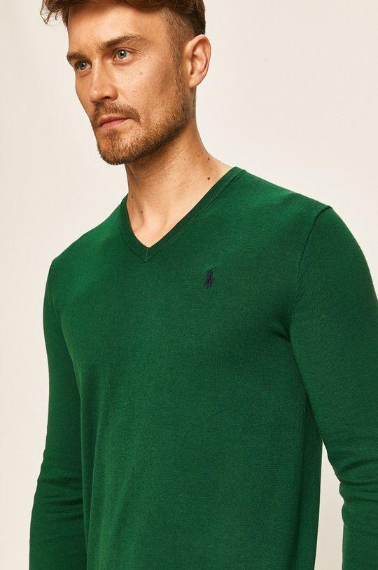 zelená Polo Ralph Lauren - Svetr