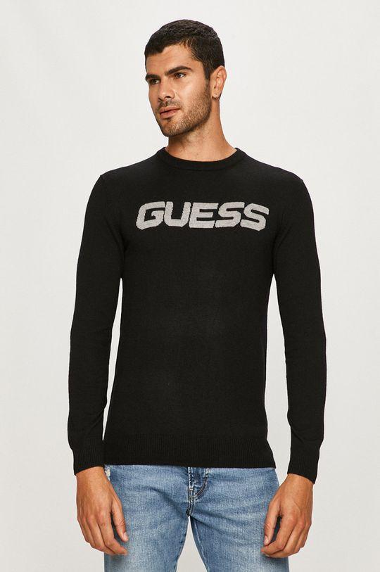 čierna Guess Jeans - Sveter