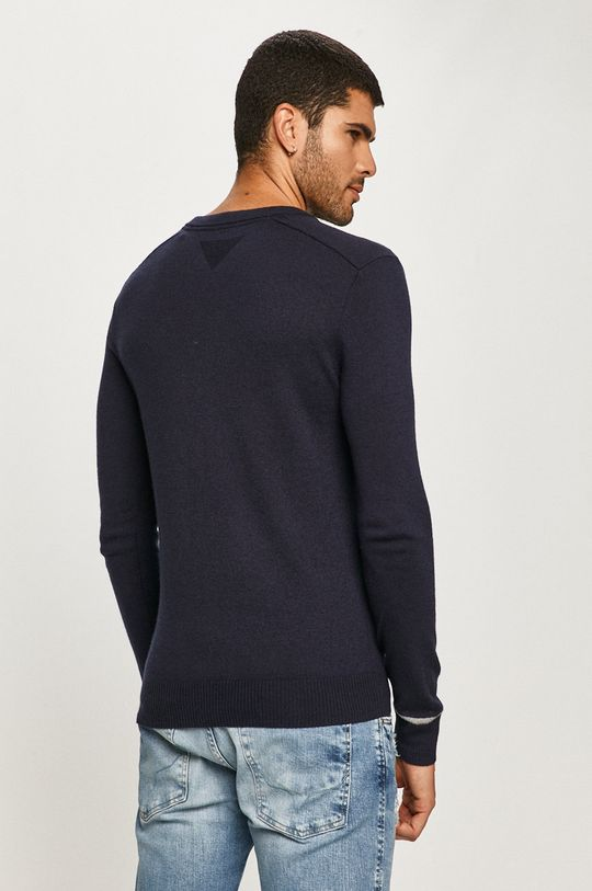 Guess Jeans - Sveter  35% Polyamid, 30% Vlna, 35% Viskóza
