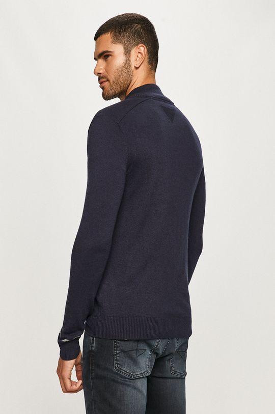 Guess Jeans - Kardigán  35% Polyamid, 30% Vlna, 35% Viskóza
