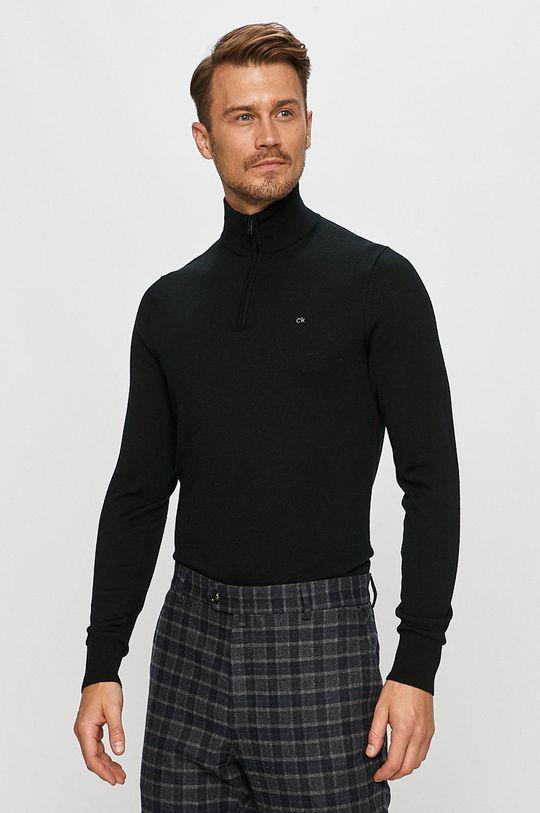 negru Calvin Klein - Pulover De bărbați