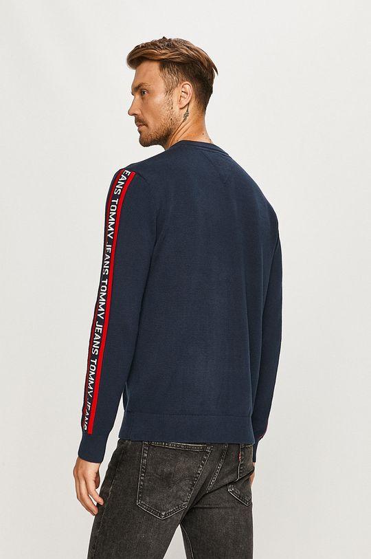 Tommy Jeans - Sveter  100% Bavlna