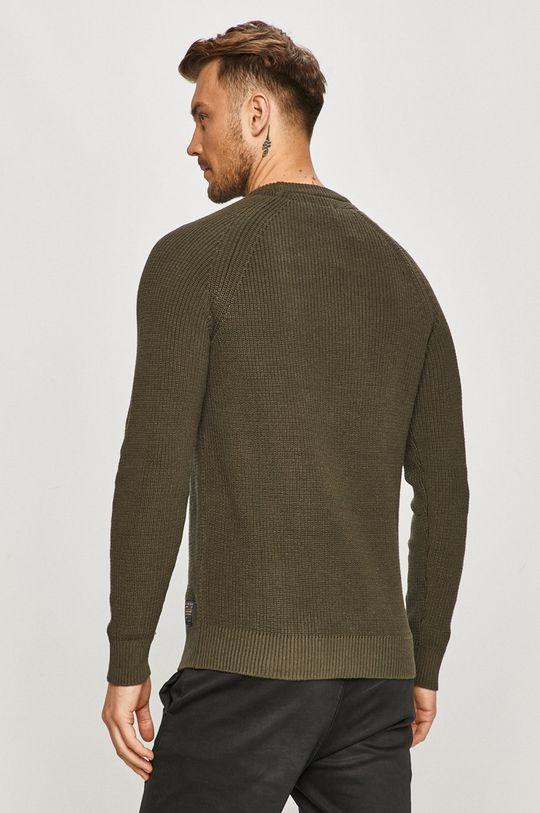 Selected - Sweter 100 % Bawełna organiczna