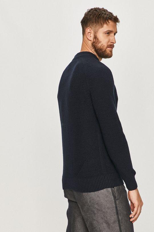 Pepe Jeans - Svetr Angelo  55% Bavlna, 45% Vlna