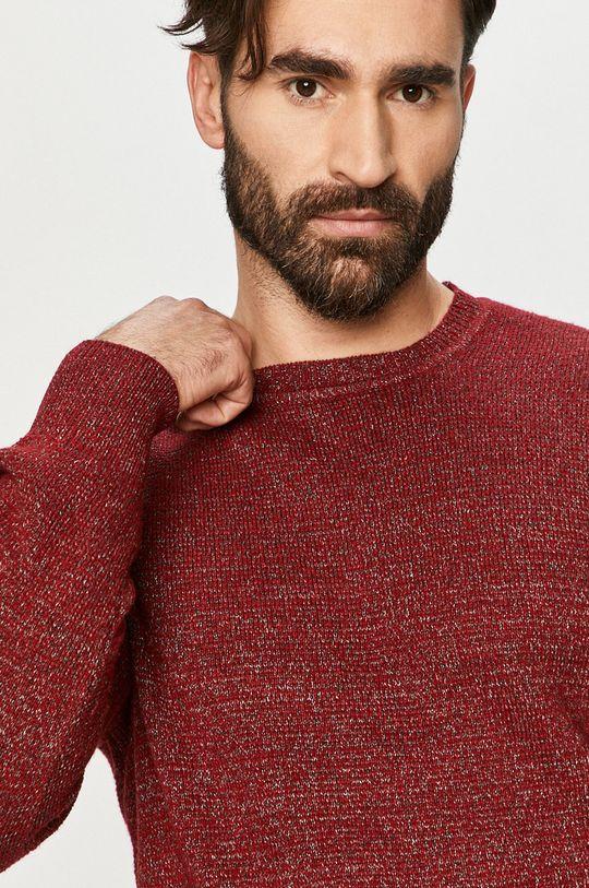 czerwony Mustang - Sweter