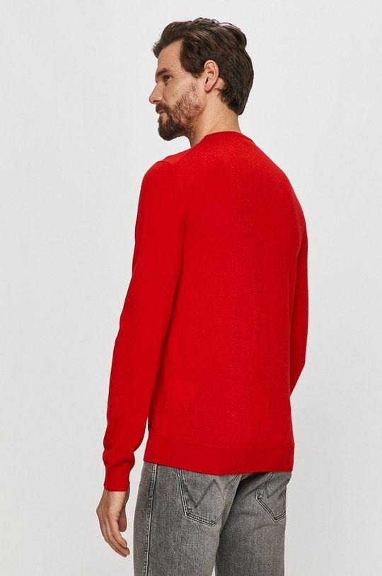 Hugo - Sweter 100 % Wełna dziewicza