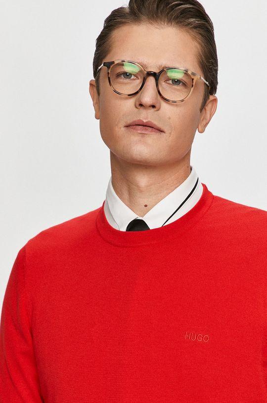 czerwony Hugo - Sweter