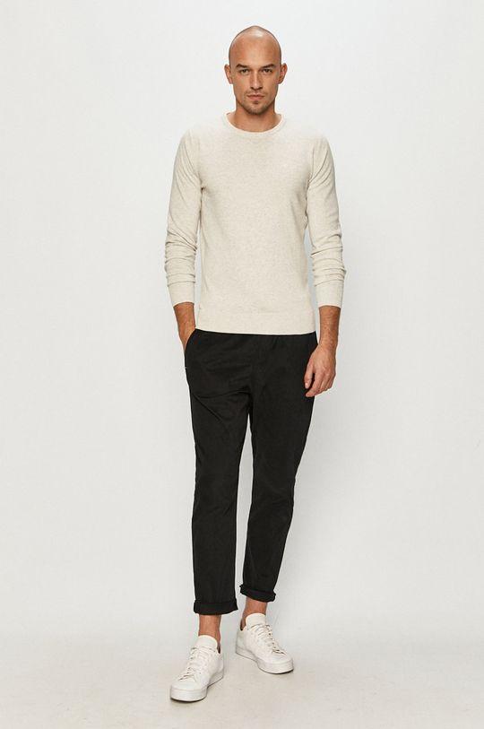 Tom Tailor Denim - Sweter jasny szary