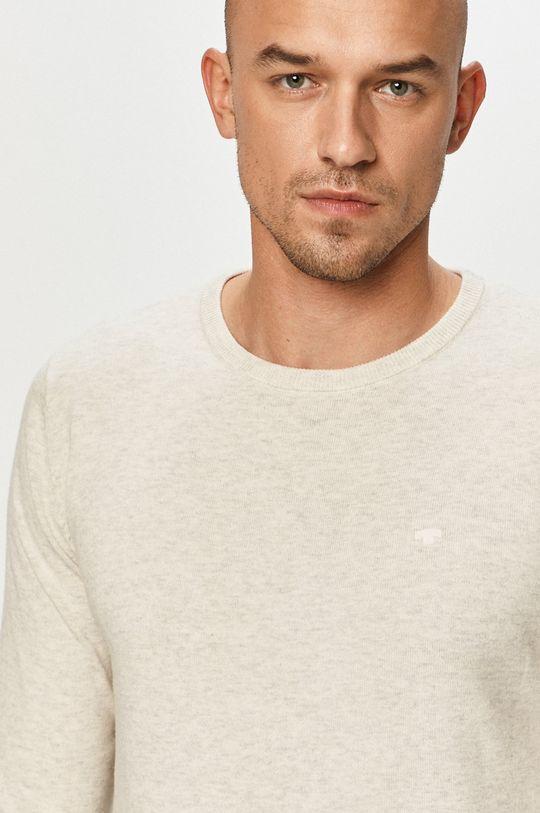 jasny szary Tom Tailor Denim - Sweter