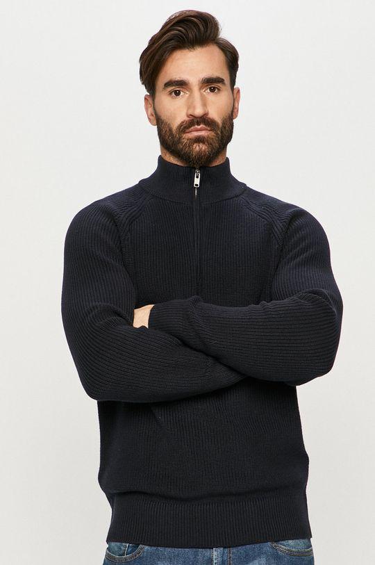 granatowy GAP - Sweter