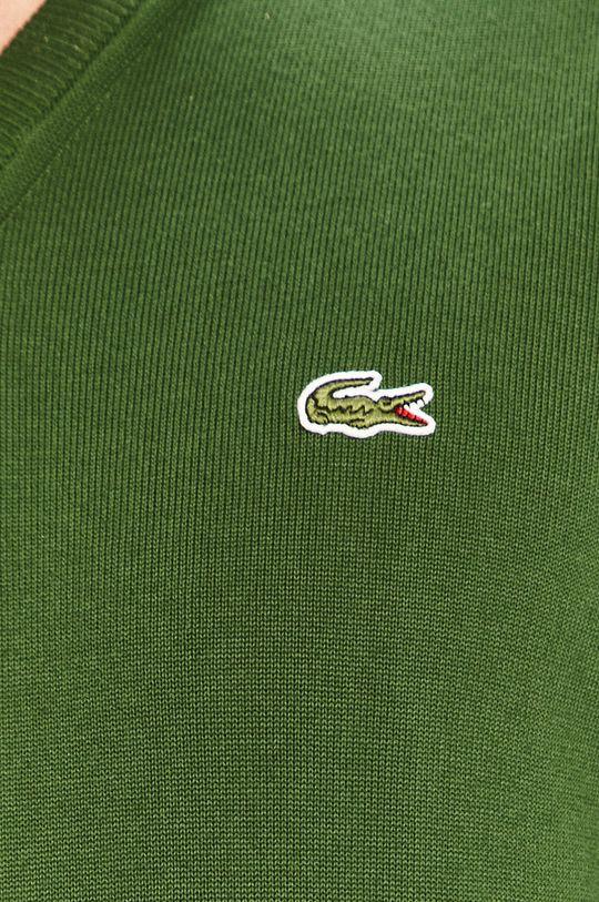 zielony Lacoste - Sweter